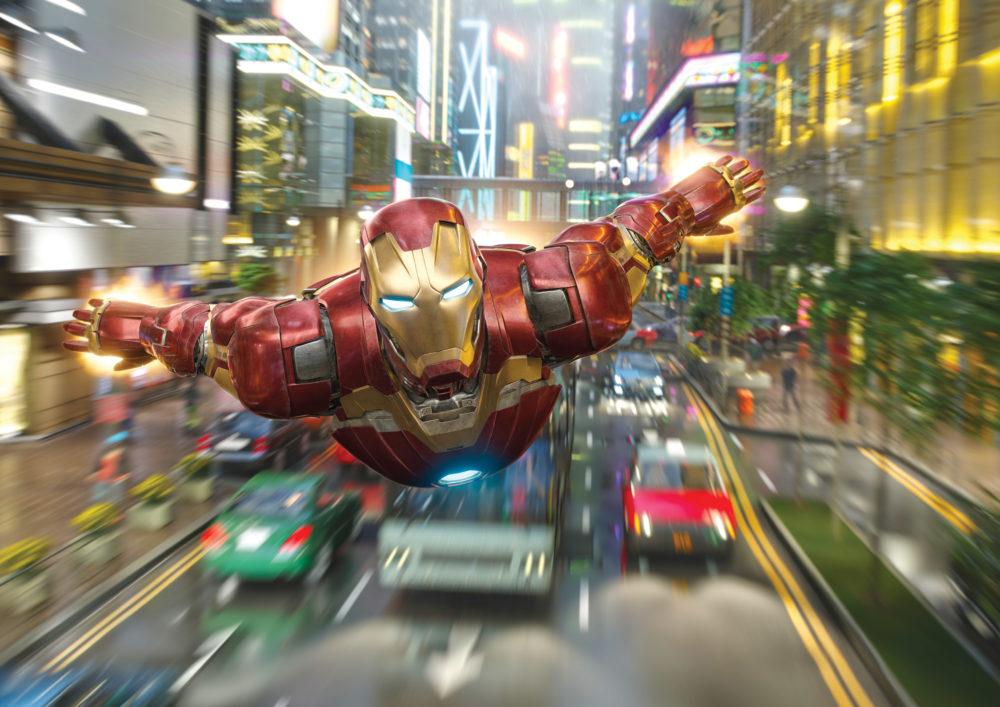 Iron Man Experience Opening Soon At Hong Kong Disneyland