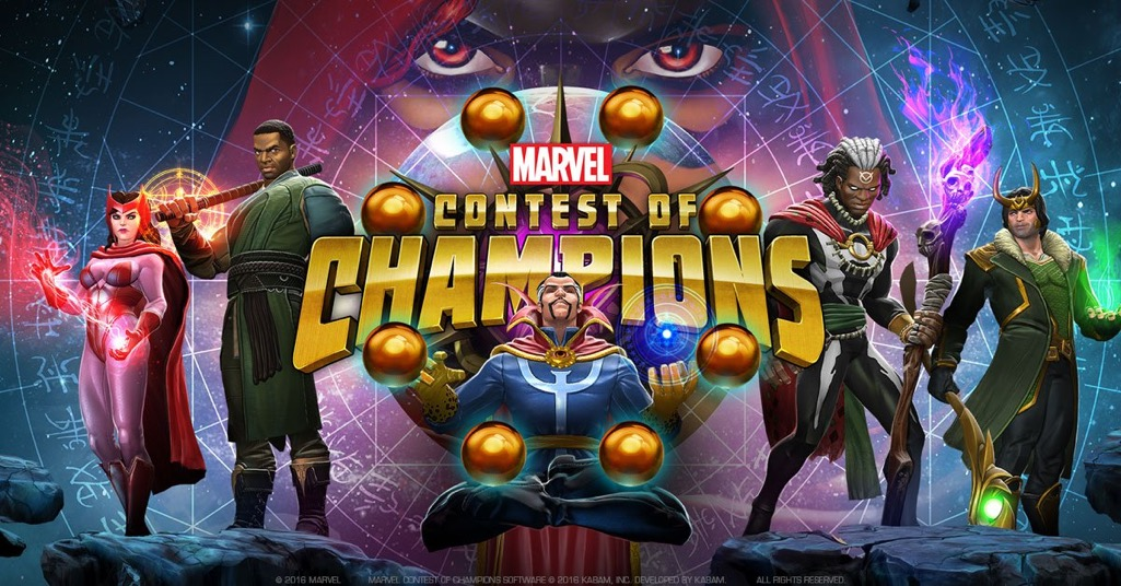 Doctor Strange Comes To Marvel Contest Of Champions