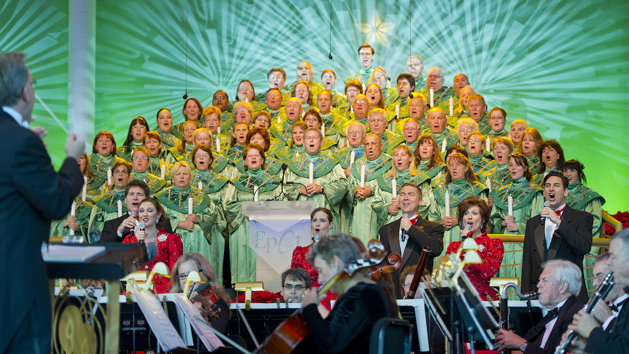 Cal Ripken, Jr. and Ming-Na Wen Join List of Narrators for Epcot's 2016 Candlelight Processional