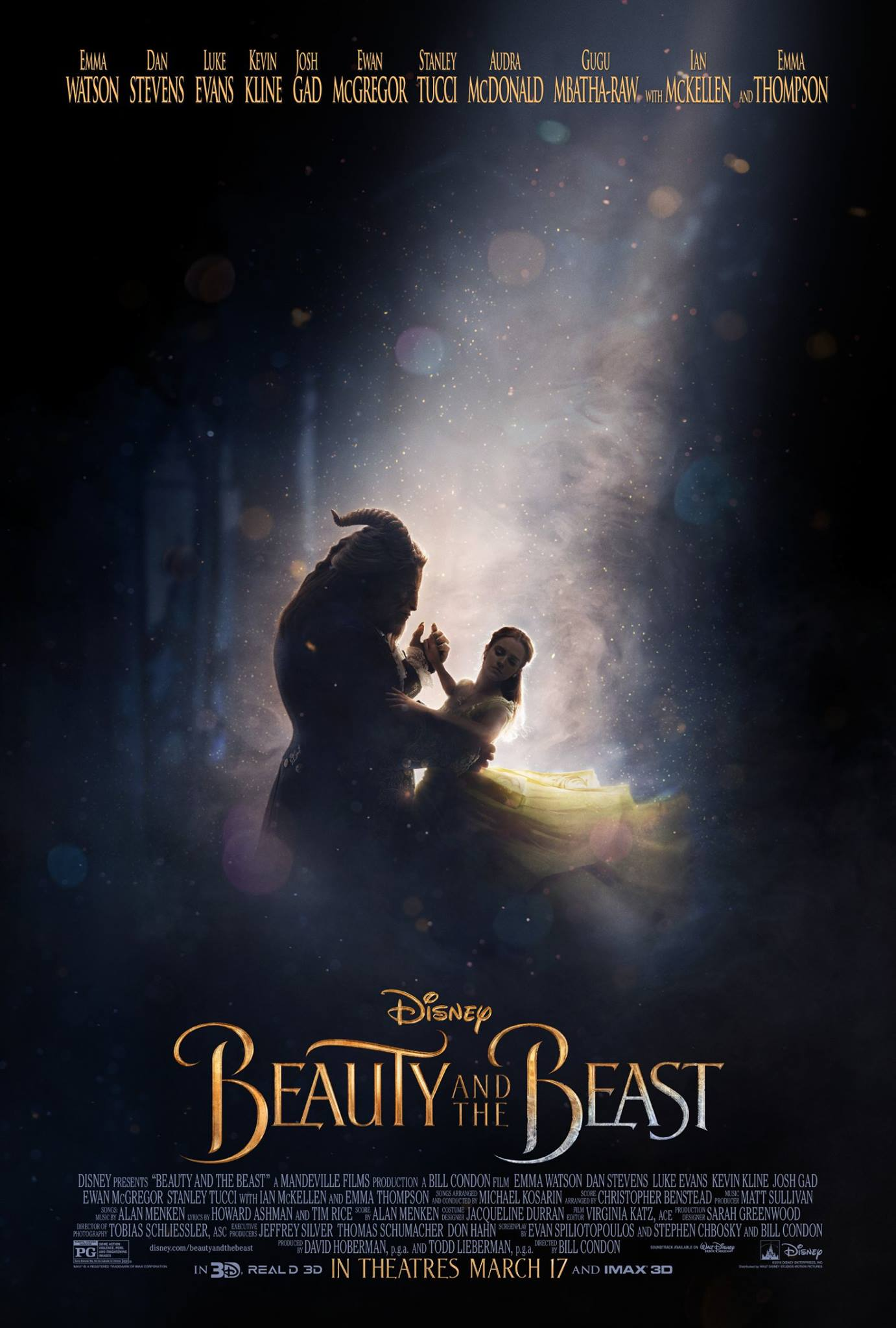 A New Beauty And The Beast Poster Has Been Revealed