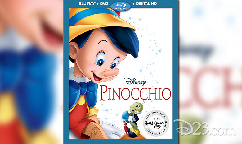 Pinocchio Coming Soon To Blu-Ray, DVD & Digital HD
