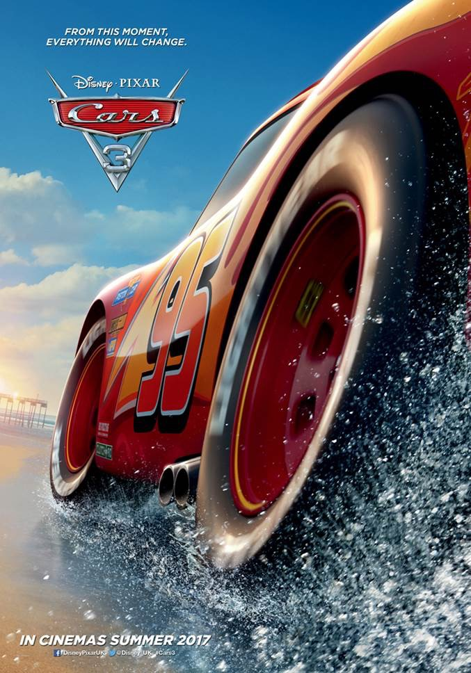 Two Cars 3 Posters Revealed