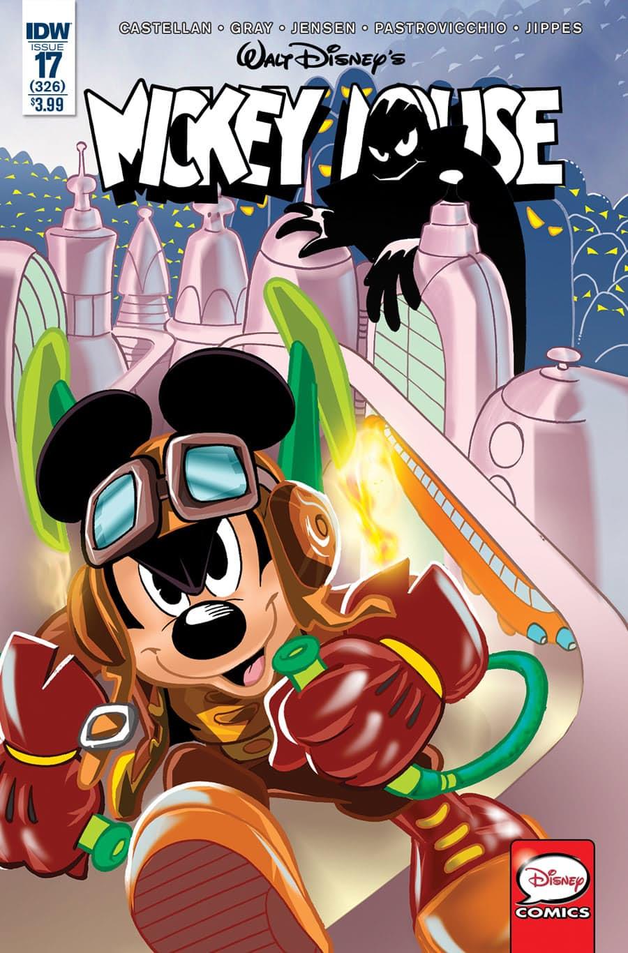 Disney Comics IDW February 2017 Solicitations