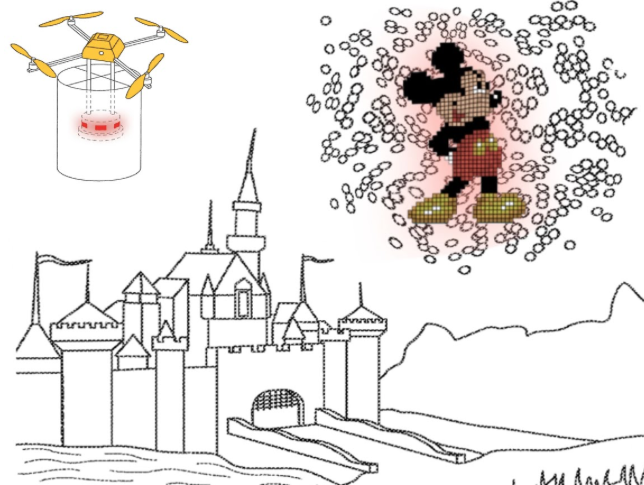 FAA Approves Drone Flights over its Disney US Theme Parks