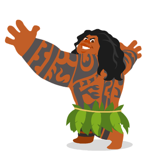 Disney Stickers: Moana Pack Out Now On iOS