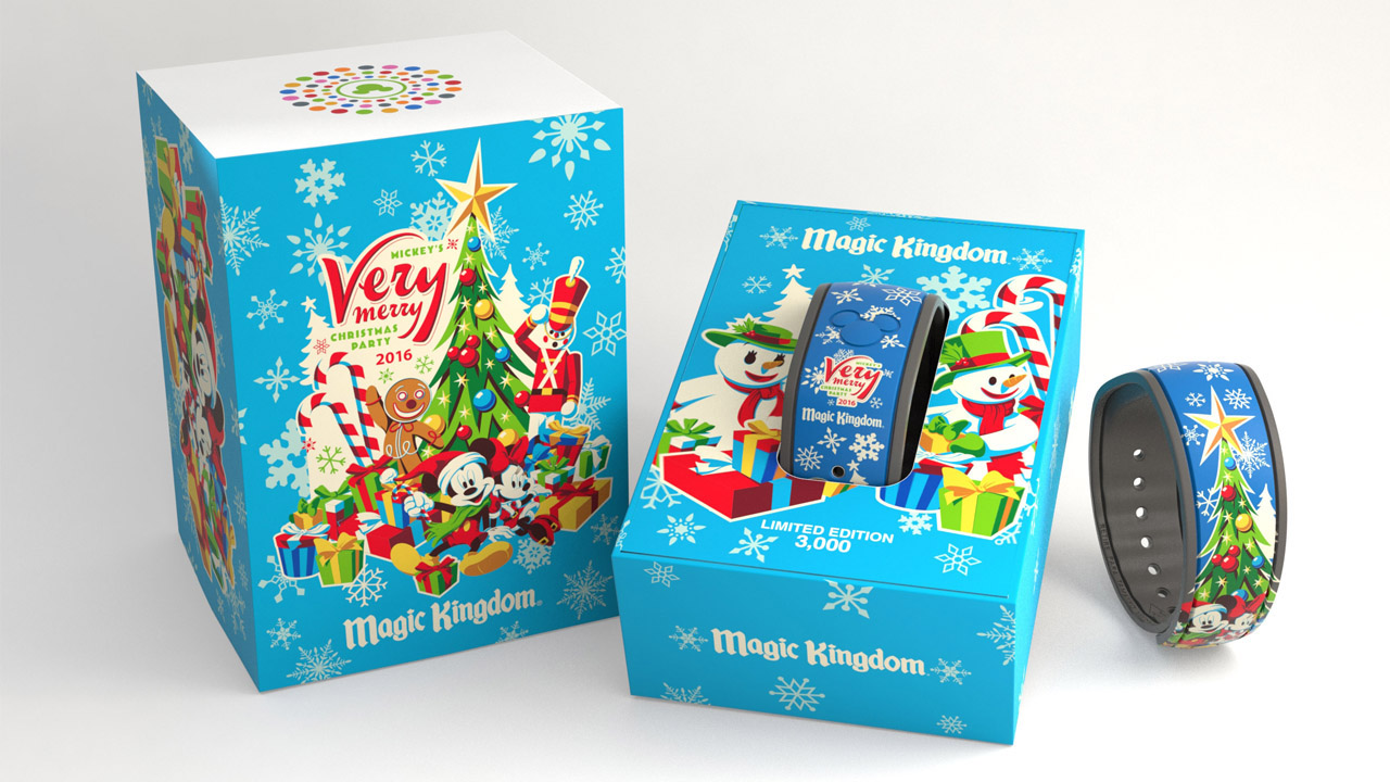 Mickey's Very Merry Christmas Party 2016 Merchandise Revealed