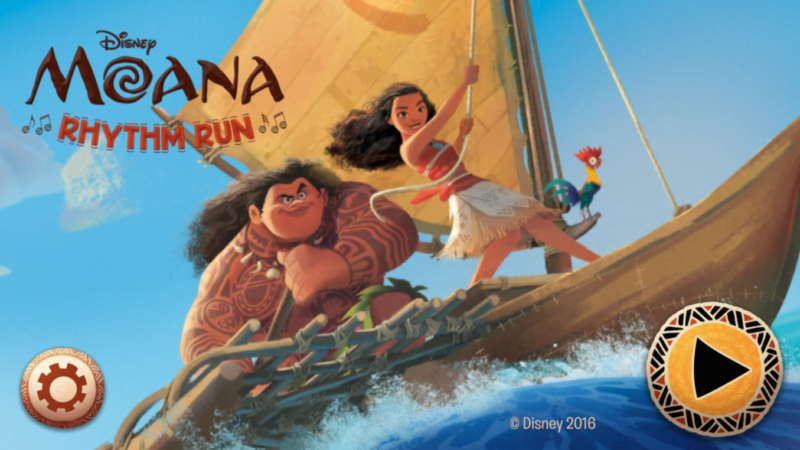 Moana: Rhythm Run Review