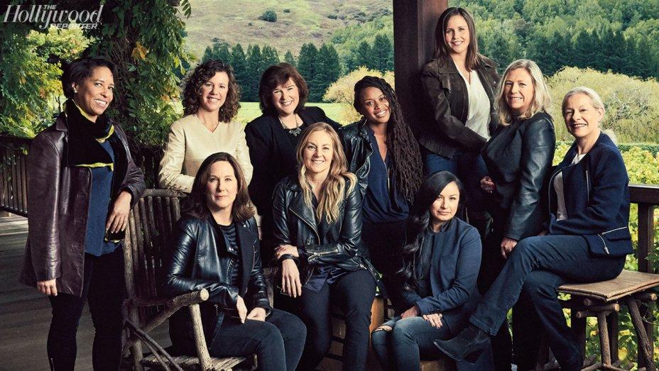 Lucasfilm's Kathleen Kennedy Announces a Female-Majority Executive Team