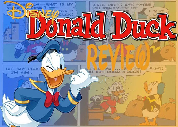 Disney Long Box Reviews: Donald Duck Sunday Newspaper Strips Volume 2