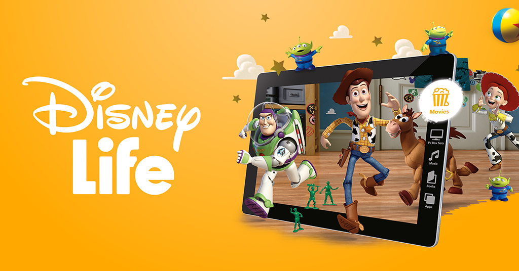 DisneyLife Gets A Price Cut & Live Disney Channels