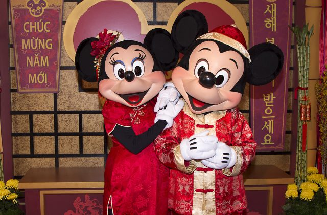 Disneyland Resort Expands Lunar New Year Celebration To 17 Days