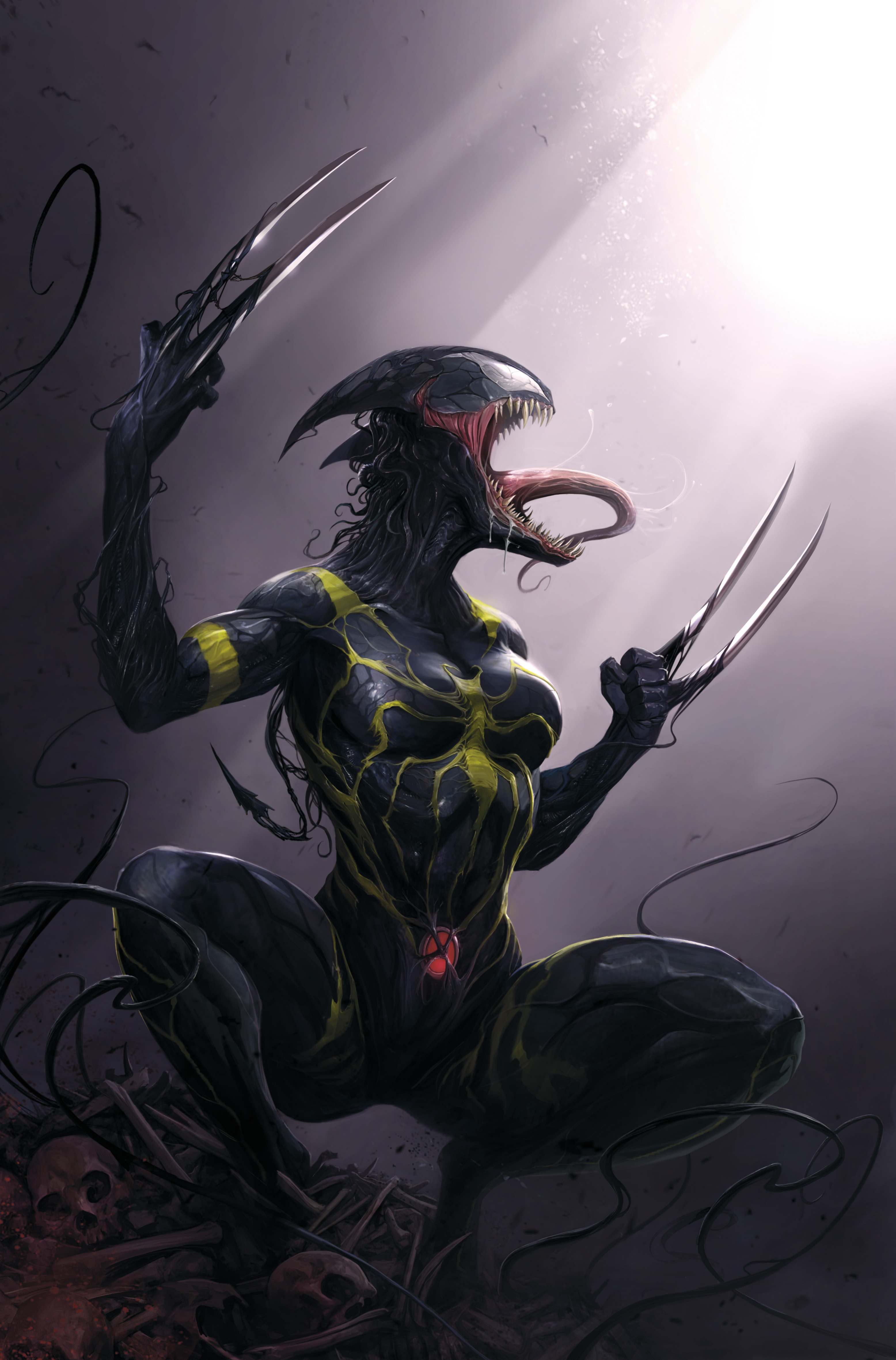 Venom Madness Hits Marvel This March