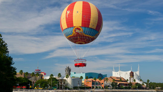 Characters In Flight At Disney Springs Getting An Update
