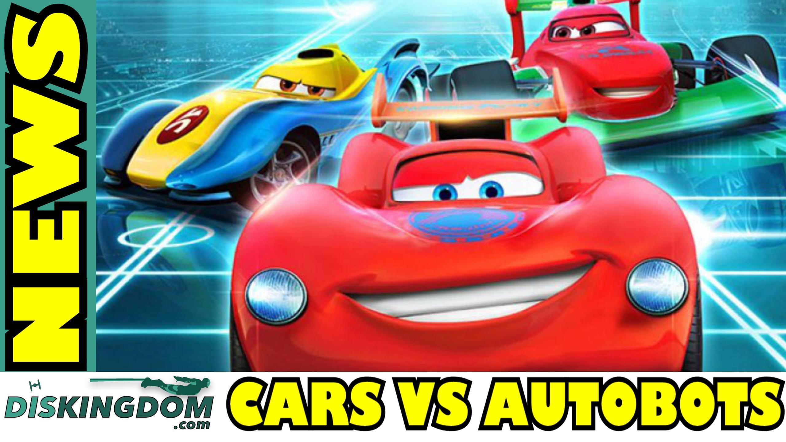 Disney's Cars Beats The Chinese Autobots   DK Disney News