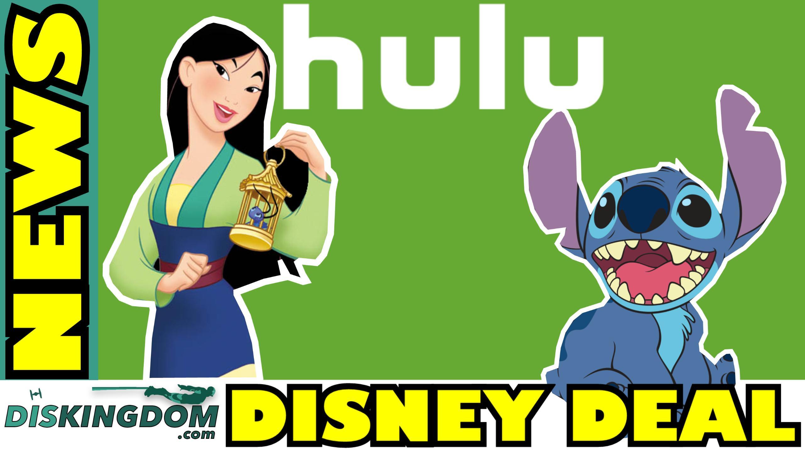 New Show Coming To The Magic Kingdom + Disney Movies Join Hulu | DK Disney News