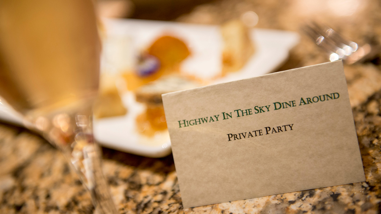 Highway In the Sky Dine Around Begins Tomorrow at Walt Disney World