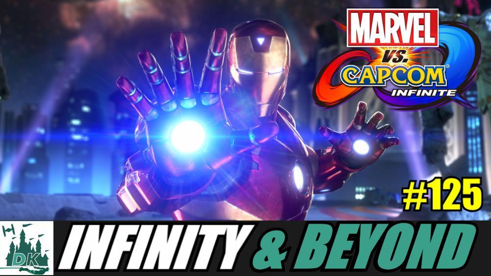 Marvel Vs Capcom Infinite Announced | Infinity & Beyond Podcast #125