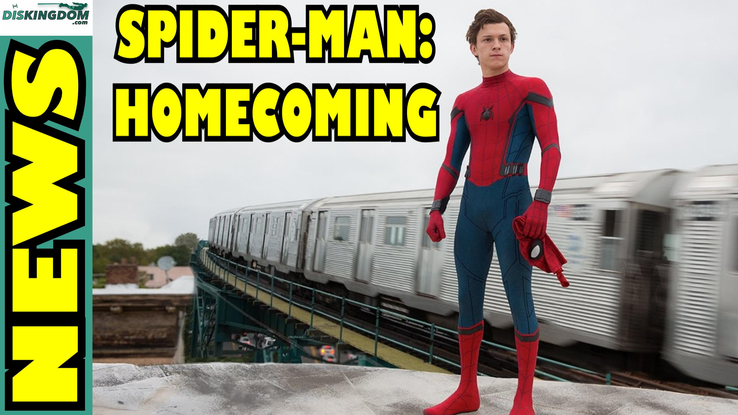 Spider-Man: Homecoming Trailer Reaction + Pigs In Space Return | DK Disney News