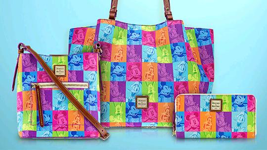 New Disney Dooney & Bourke Pop Art Collection Released Today on the Shop Disney Parks App!!!