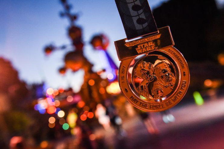 California Native Celebrates Victory At Star Wars Half Marathon – The Light Side