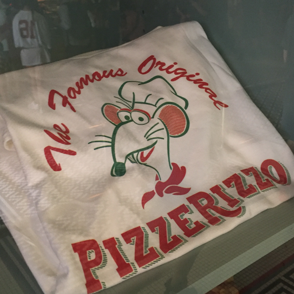 WDW Dining Review: PizzeRizzo (Hollywood Studios)