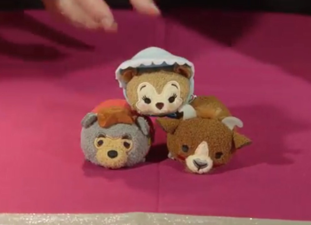 Frontierland Tsum Tsum Collection Coming Soon