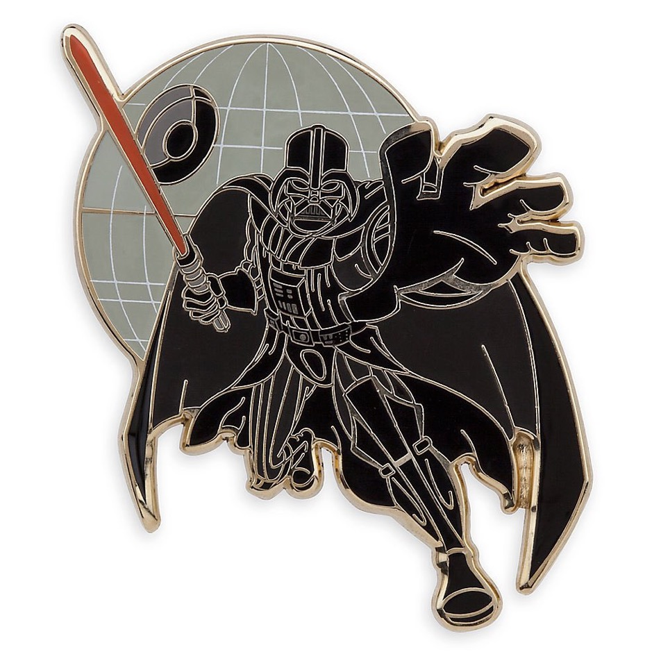 May The 4th Be With You Disneyland 2019: New Star Wars Darth Vader Pin Released