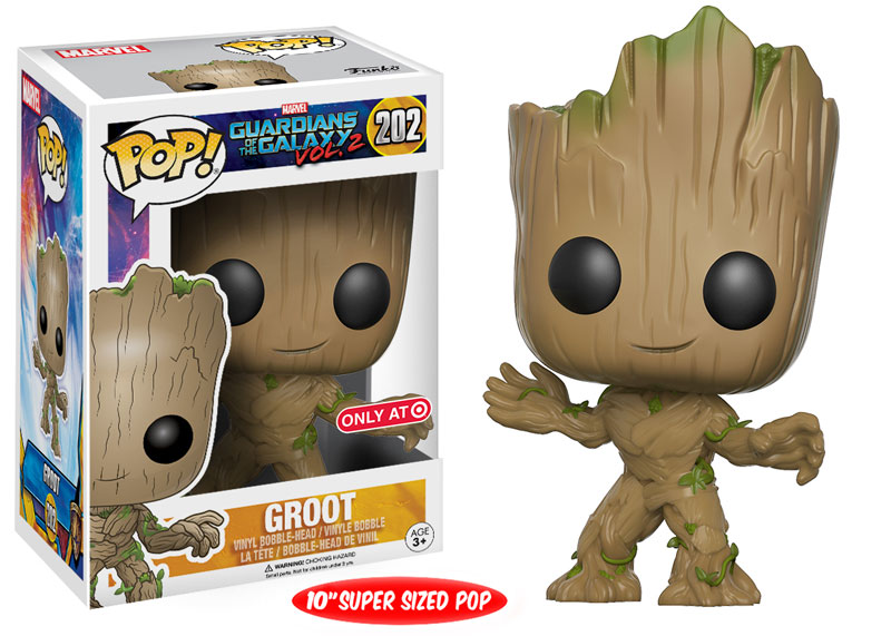 Funko Cranks Up the Guardians of the Galaxy Vol. 2 Hype!