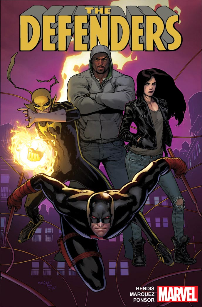 Marvel Bringing Back The Defenders