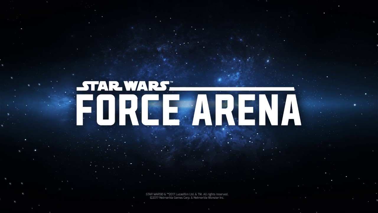 Star Wars Force Arena Out Now