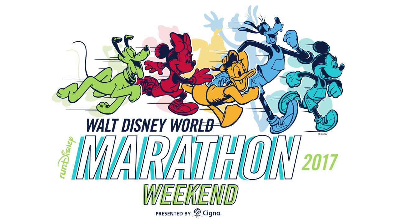 2017 Walt Disney World Marathon Weekend Merchandise Announced