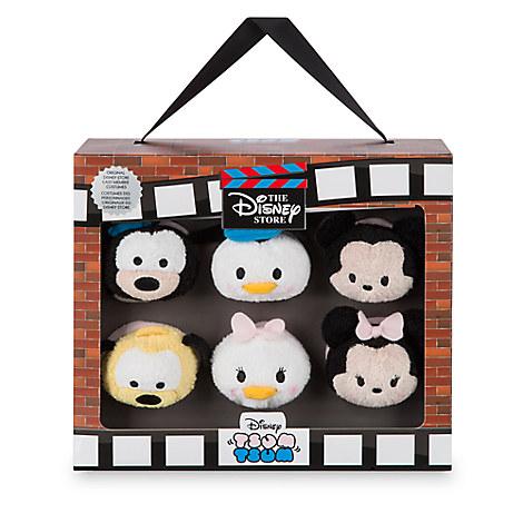 Disney Store 30th Anniversary Tsum Tsum Box Set Coming Soon