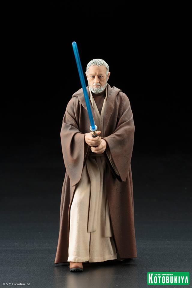 Star Wars Obi-Wan Kenobi ARTFX+ Statue Coming Soon