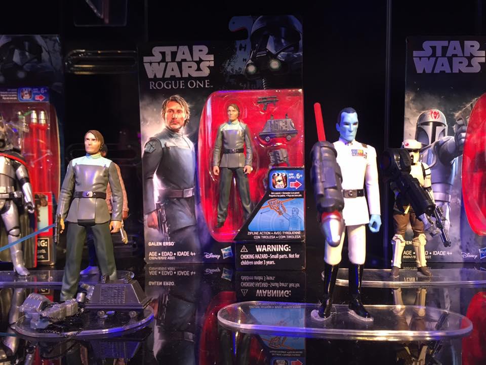Toy Fair Hasbro Star Wars Previews