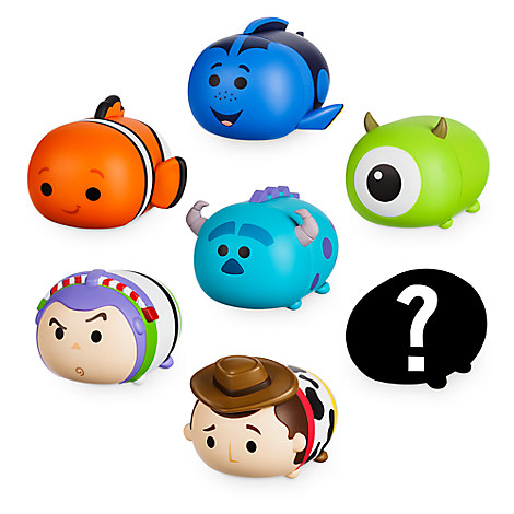 pixar tsum tsum vinyl series out now. Black Bedroom Furniture Sets. Home Design Ideas