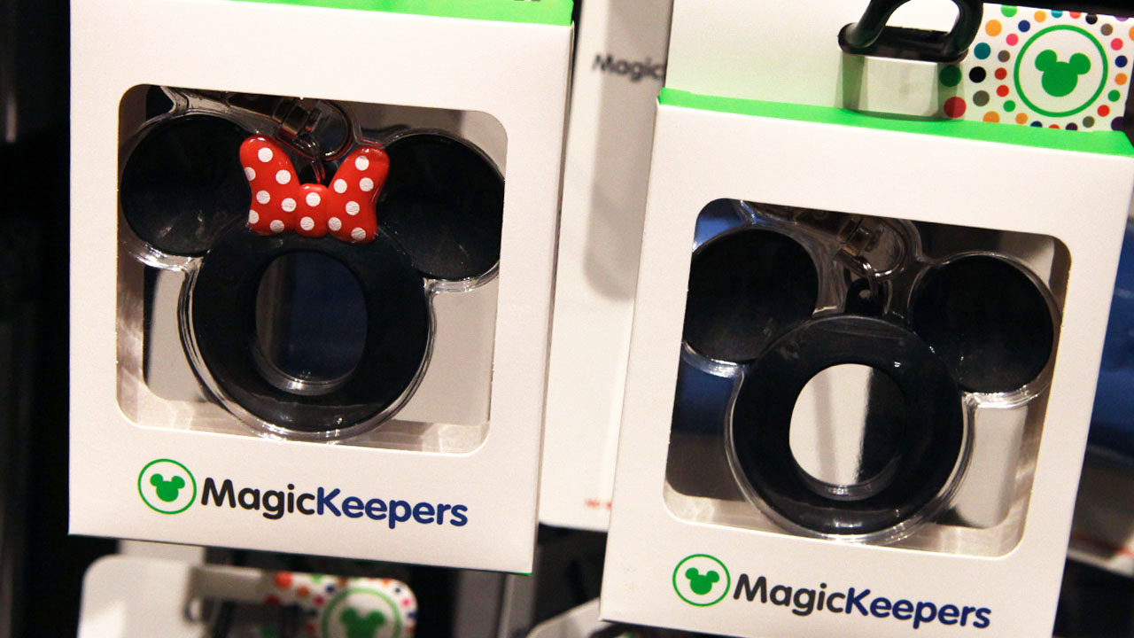 New Solid-Color MagicBand 2 & MagicKeepers Out Now