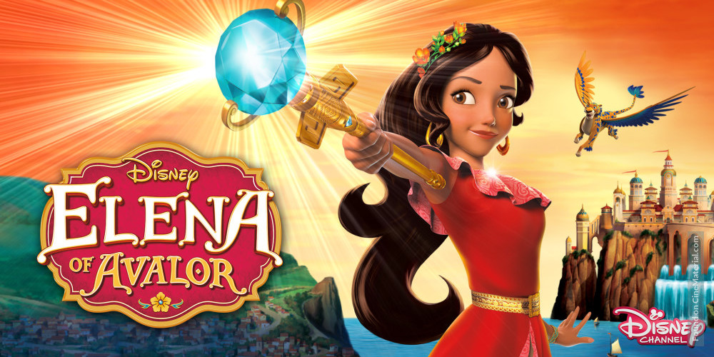 Disney Channels Worldwide Orders Third Season of 'Elena of Avalor'
