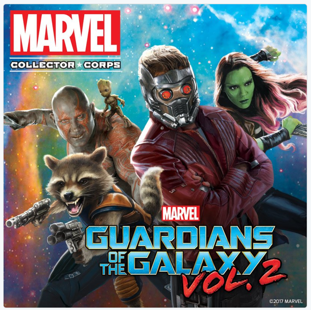 And The April Marvel Collector Corps Theme Is…