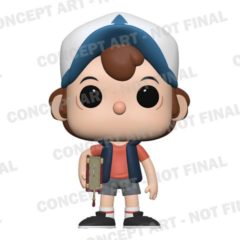 Toy Fair NY Reveals: Gravity Falls Pop Vinyls
