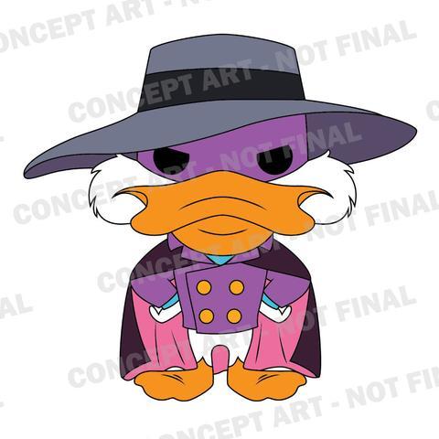 #Darkwing Duck #Pop #Funko #toy fair 2017