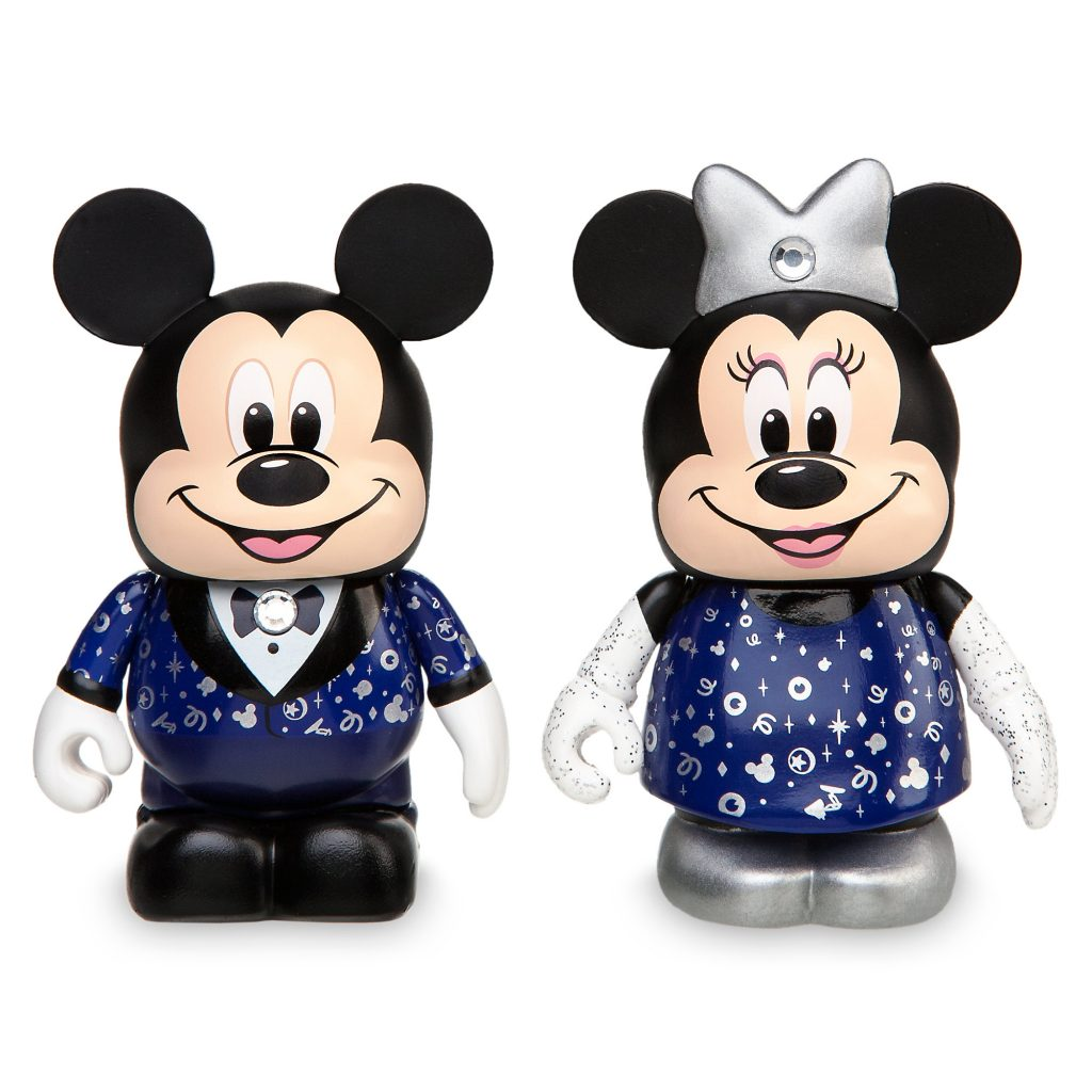 First Look At Disney Store 30th Anniversary Vinylmation