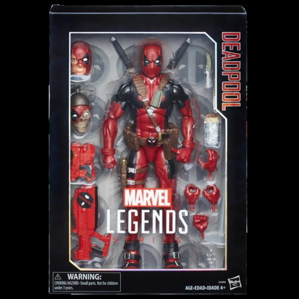 Hasbro's Marvel Legends 12″ Series Revealed!
