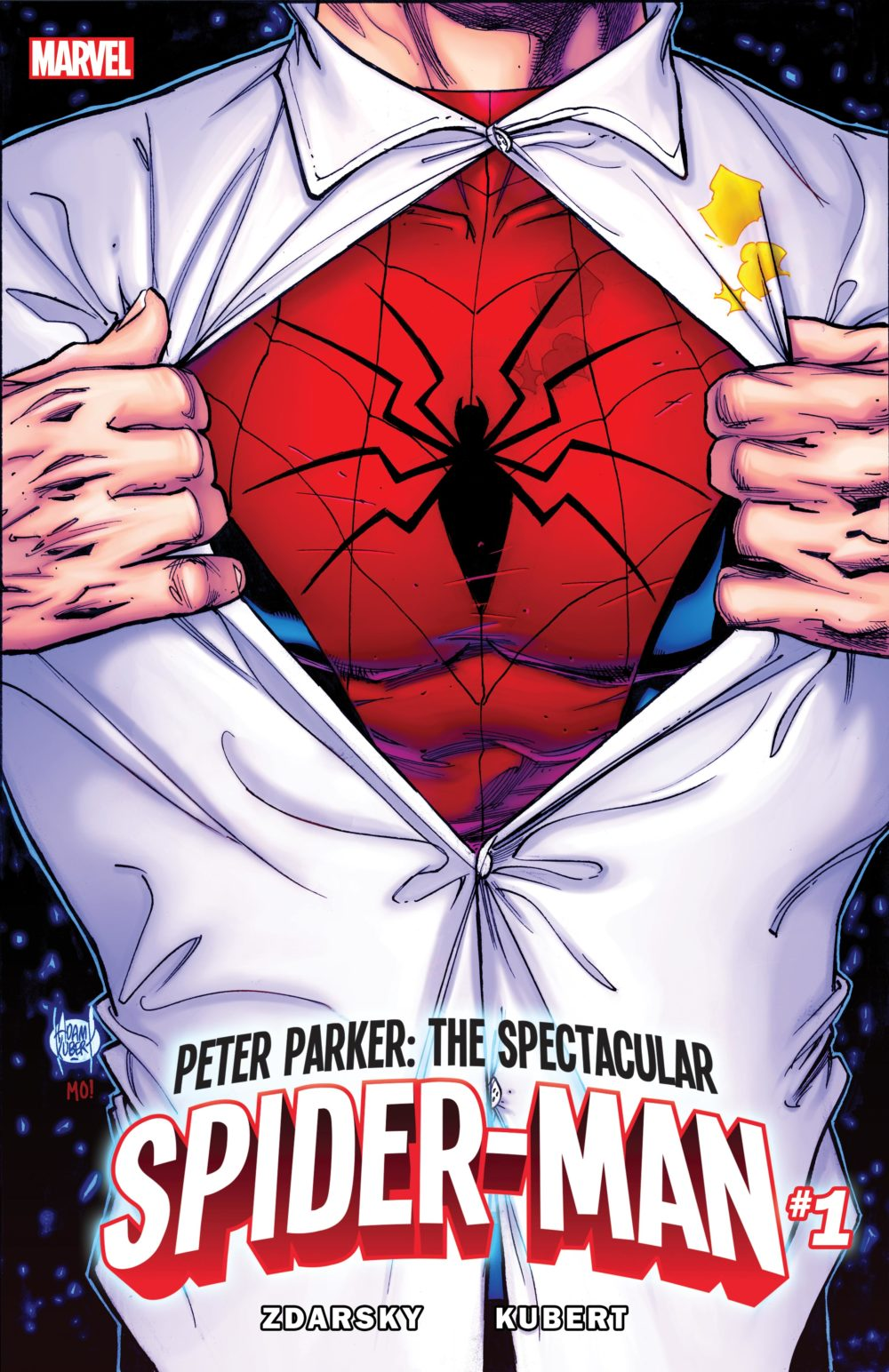 PETER PARKER: THE SPECTACULAR SPIDER-MAN – The New Ongoing Series Debuting This June!