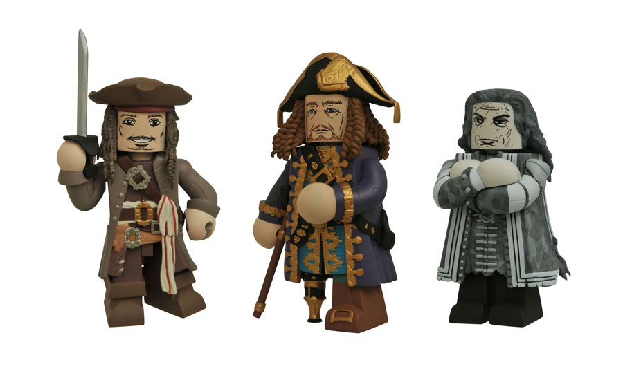 Toy Fair Preview: Pirates of the Caribbean (Diamond Select)