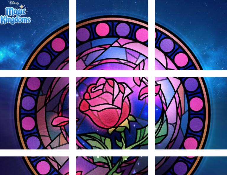 Beauty & The Beast Coming To Disney Magic Kingdoms