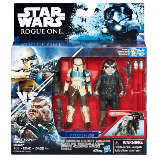 New Hasbro Star Wars Figures & Role Play Revealed