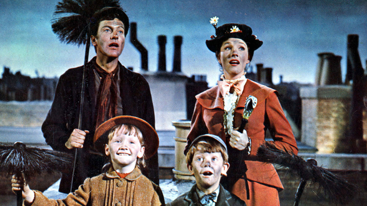 """""""Mary Poppins Returns"""" Has Begun Production"""