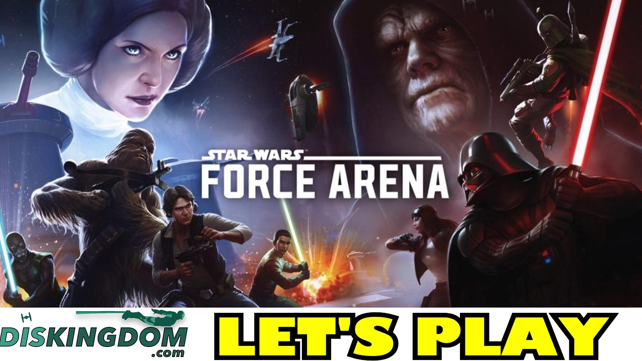 Star Wars Force Arena  | Let's Play