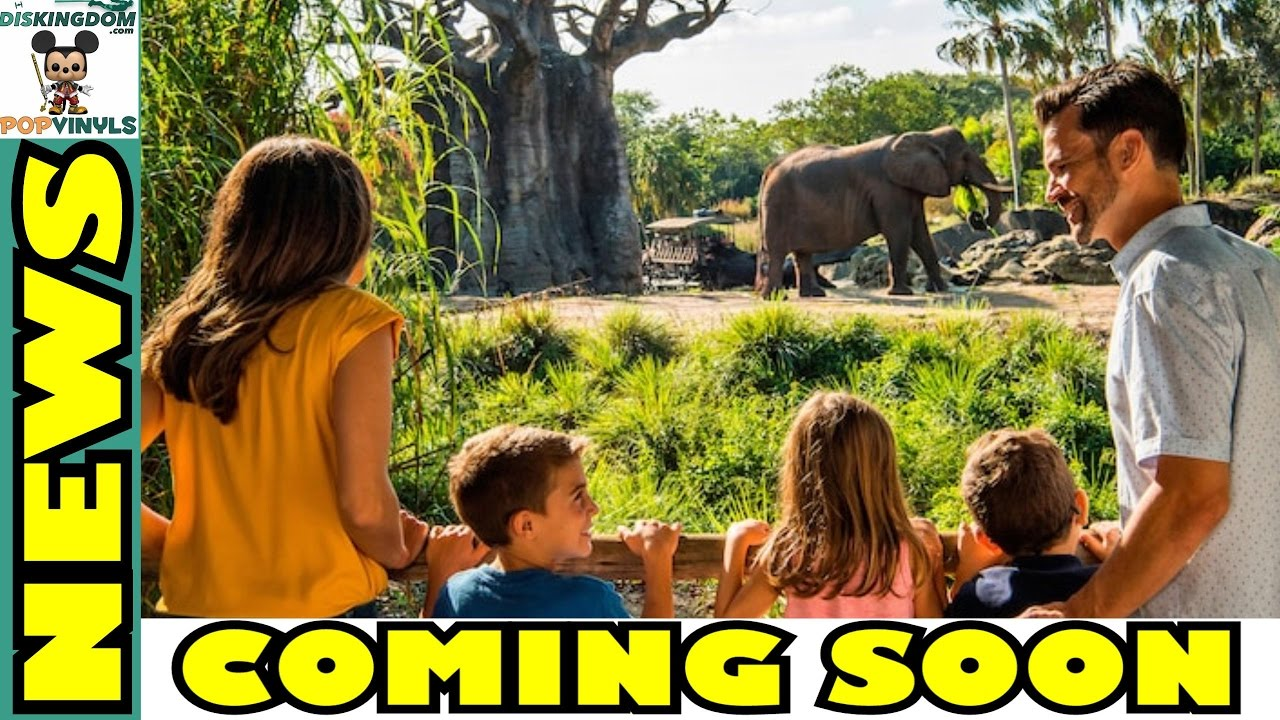 Caring for Giants Tour Coming To The Animal Kingdom