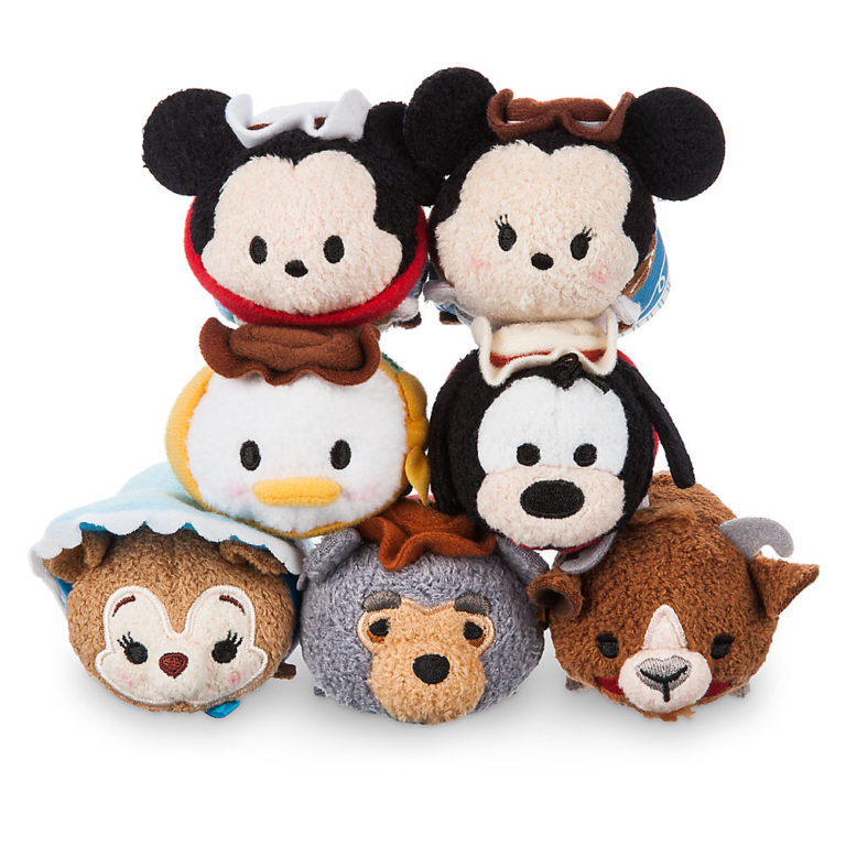 Frontierland Tsum Tsum Collection Preview